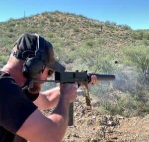 arizona outdoor fun shooting